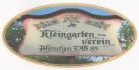 Kleingartenverein München NW85 in Lochhausen